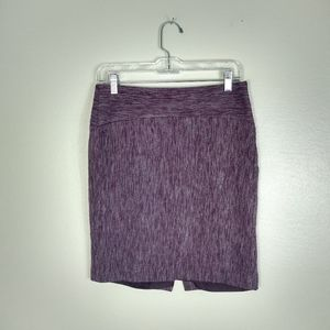 The Limited Collection Purple Gray Skirt 2